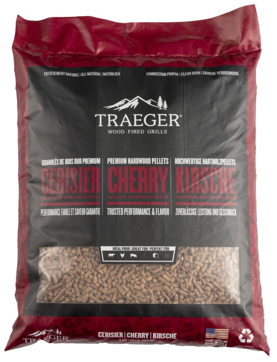 Kers / Cherry FSC-label