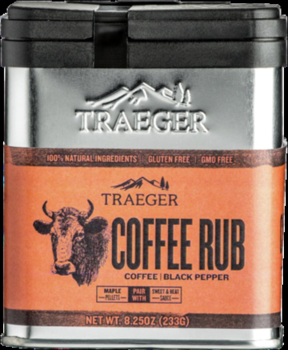 """Kruiden """"Coffee Rub"""""""