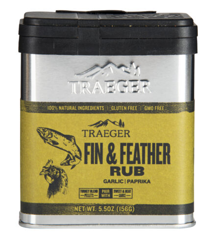 """Herbes  """"Fin & Feather Rub"""""""