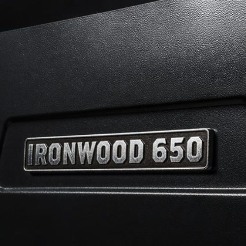 Ironwood 650 Badge