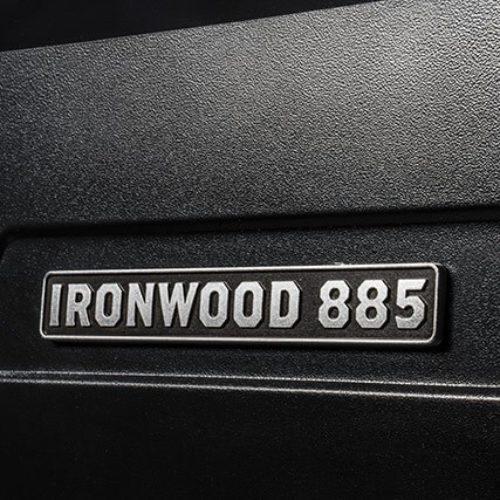 Ironwood 885 Badge