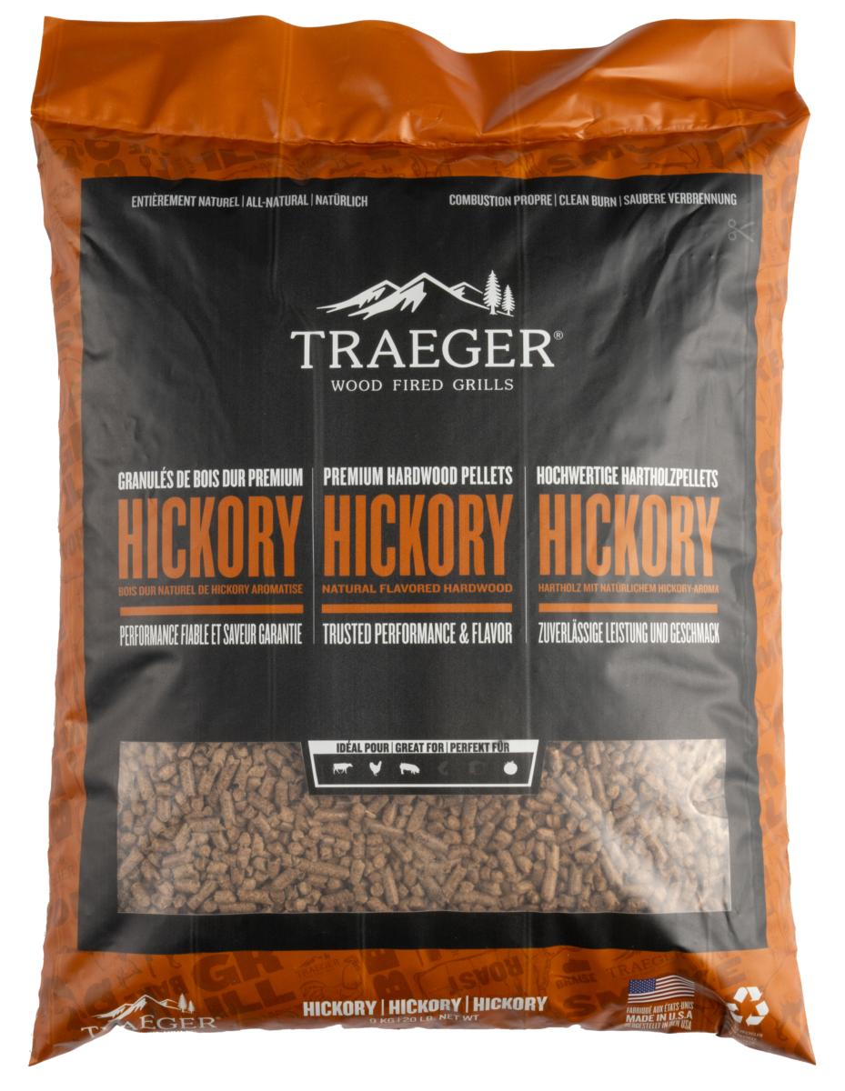 Okkernoot / Hickory FSC-label