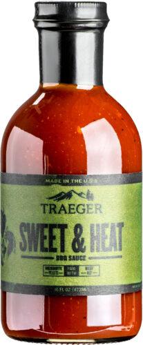 "Saus ""Sweet & Heat BBQ"""