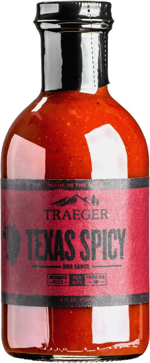 "Saus ""Texas Spicy BBQ"""