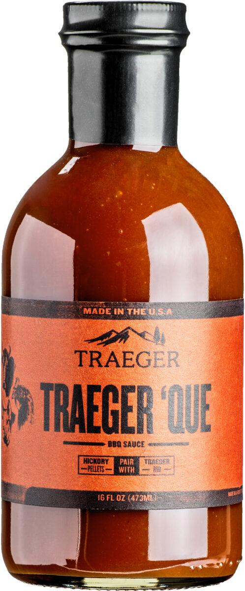 """Saus """"Traeger 'Que BBQ"""""""