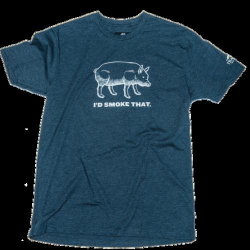 T-shirt - I'd Smoke That