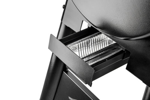 BF Grills Timberline Detail