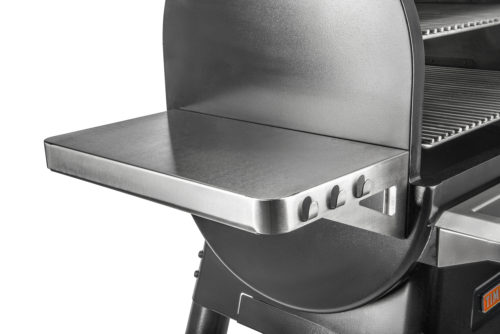 BF Grills Timberline Detail On White 009