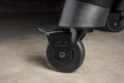 Timberline caster wheel
