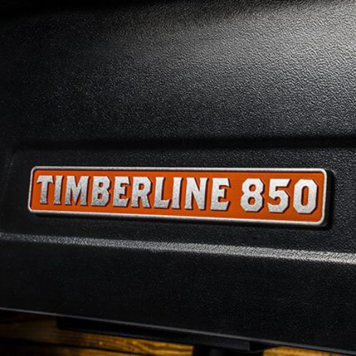 Timberline 850 Badge