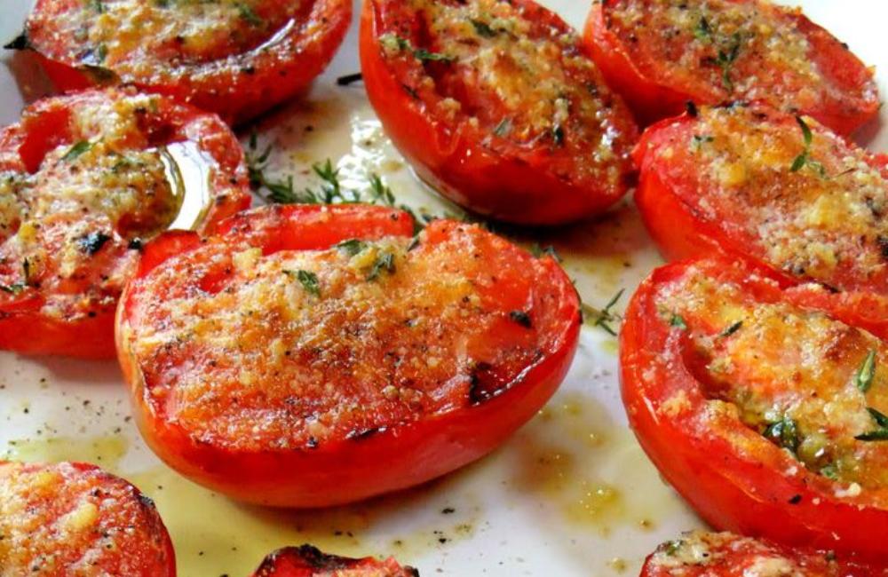 Gebakken tomaat 2