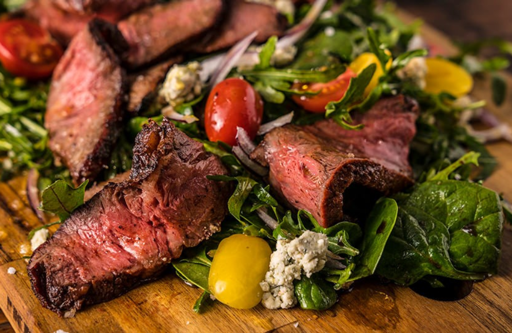 Gegrilde Steak salade
